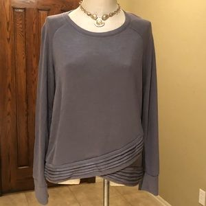 Active Sweater Knit top